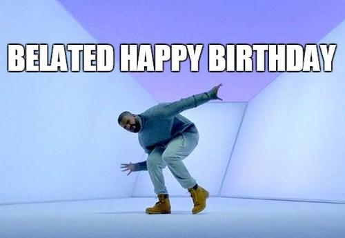 Birthday Meme