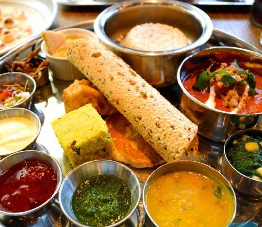 Amritsari Chole Bhature, Kashmiri Rogan Josh, Rajasthani Dal-Bati Churma,