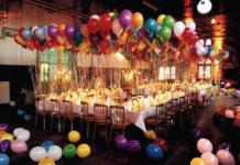 Organize A Theme Party
