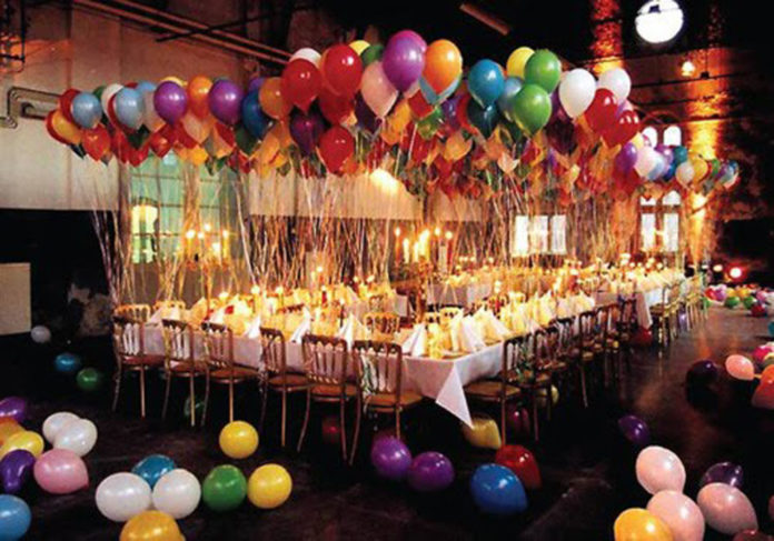 Organize A Theme Party