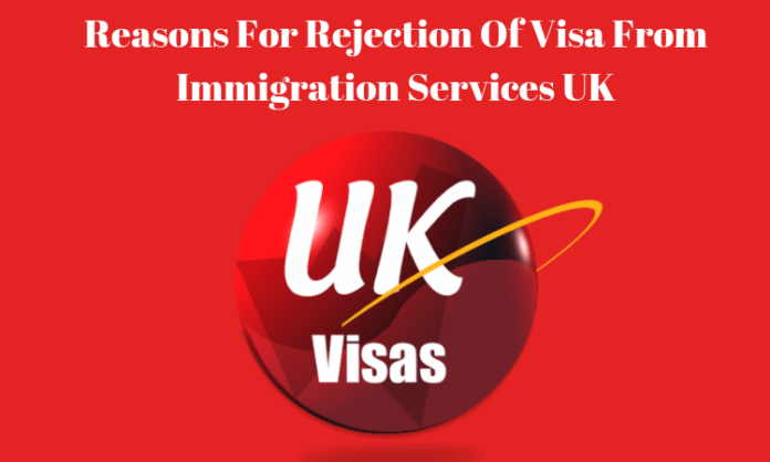 Rejection Of Visa From Immigration Services