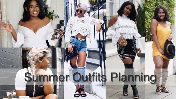 Tips For Summer Styling