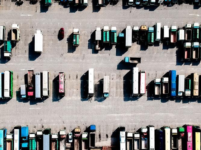 trucks transporter