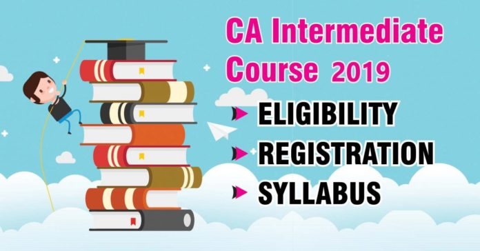 CA Intermediate Syllabus for Nov 2019 Exam
