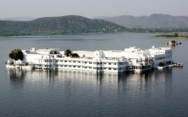 Udaipur Floating Palaces, Best place to go on luxury tours of India