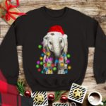 Elephant Christmas Shirt