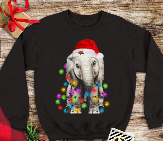 Elephant Christmas Shirt