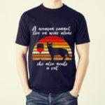 Cat Vintage Shirt