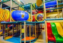 Children's Indoor Playground Equipment