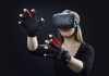 Virtual reality (VR) is a computer-simulated environment