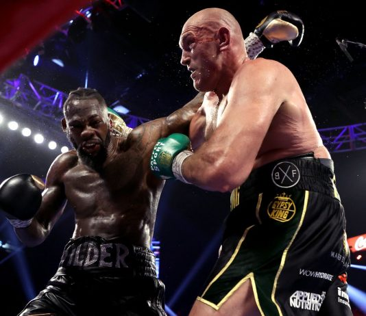 Arum said the fight was now looking likely for October