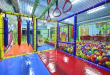 indoor jungle gym