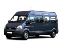 minibus to manchester airport