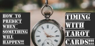Tarot and Timing How to Predict When Something will Happen