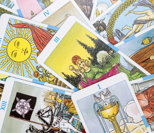 Tarot reading Variety