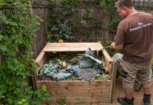 Garden Waste During Lock down