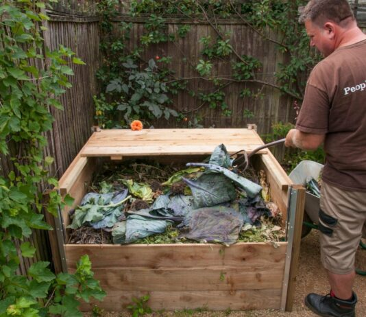 Garden Waste During Lock down