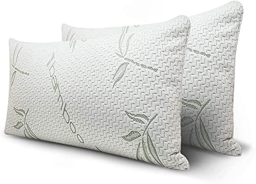 Bamboo Pillows Anti Bacterial