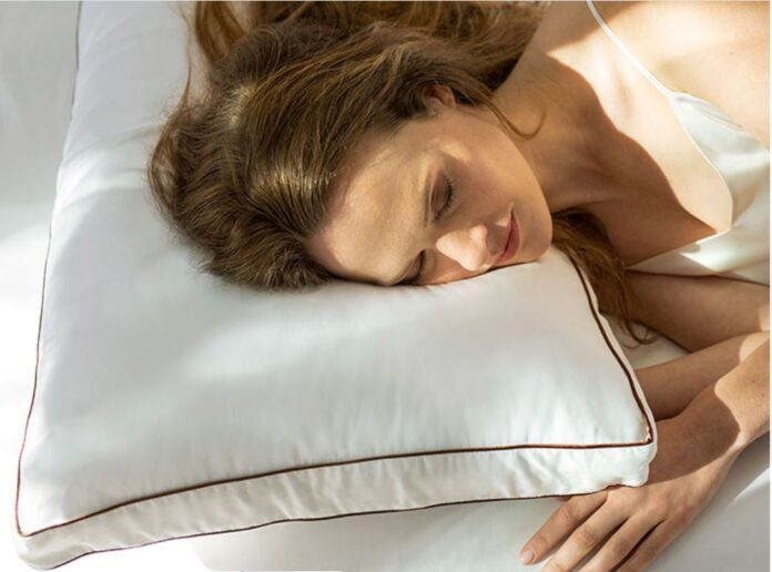 Foam Pillow for Sleep Disorders