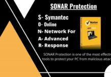 Norton Sonar Security