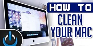 Clean Your Mac Computer