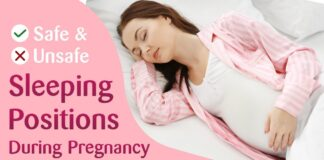 What Are the Best Sleeping Positions While Pregnant?