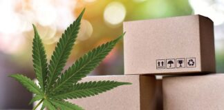 printed CBD boxes