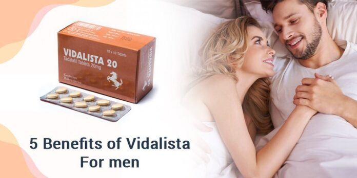 5 cases where Vidalista is the best for curing ED