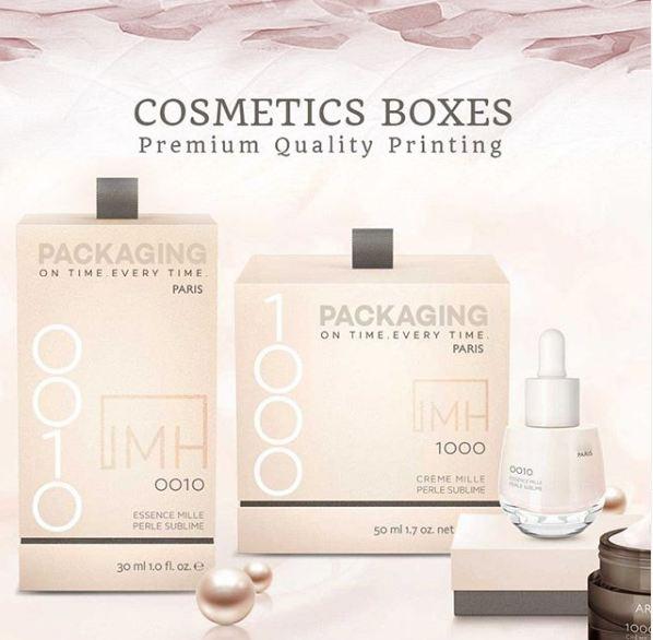 Cardboard Cosmetic Boxes