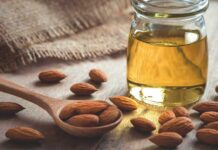 Almond Oil And Coconut Oil