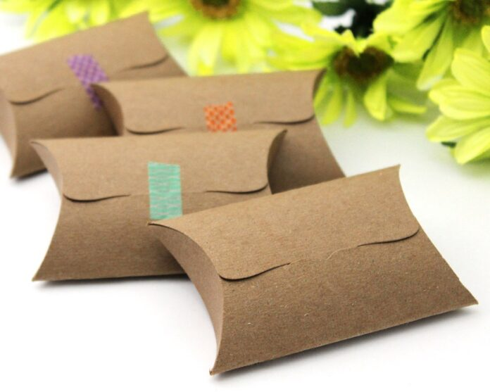From Where Should One Buy the Custom Pillow Boxes Wholesale
