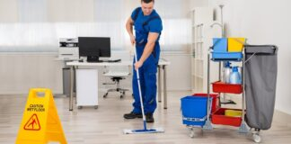 Get Commercial Cleaning Services London Ontario Here