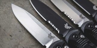 Go With Spring Assisted Knives For Fast-Action Protection