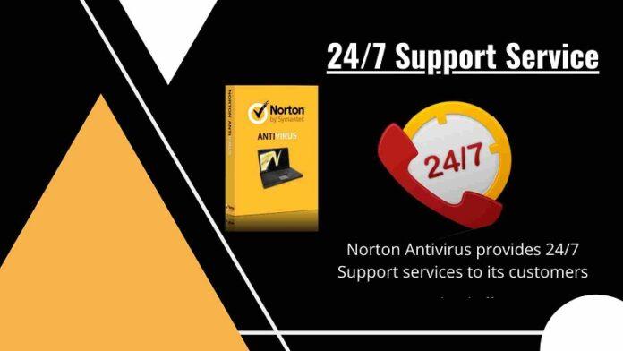 Norton antivirus service