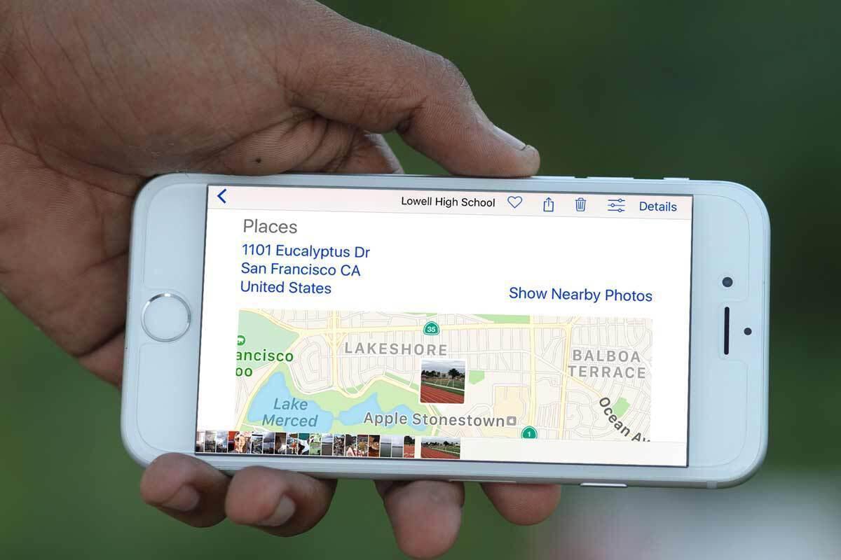 Scrub GPS Data