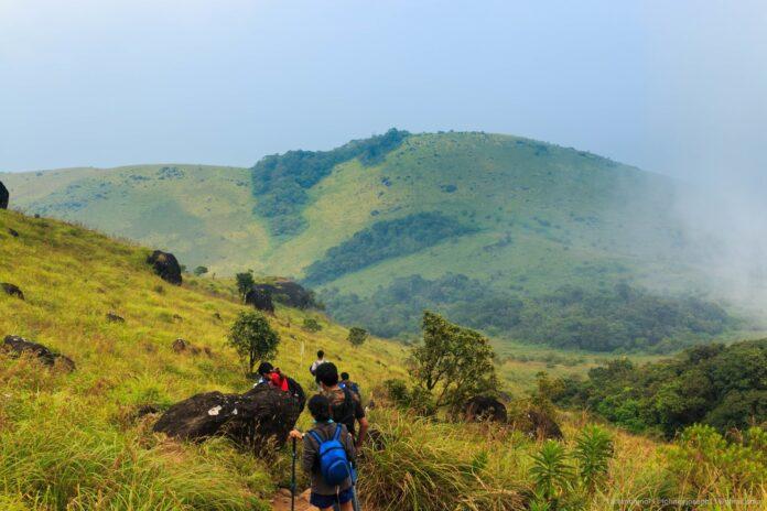 Tadiandamol Trekking