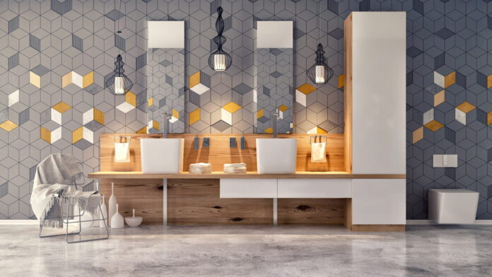 The Best New Trends Of Beautiful Tiles