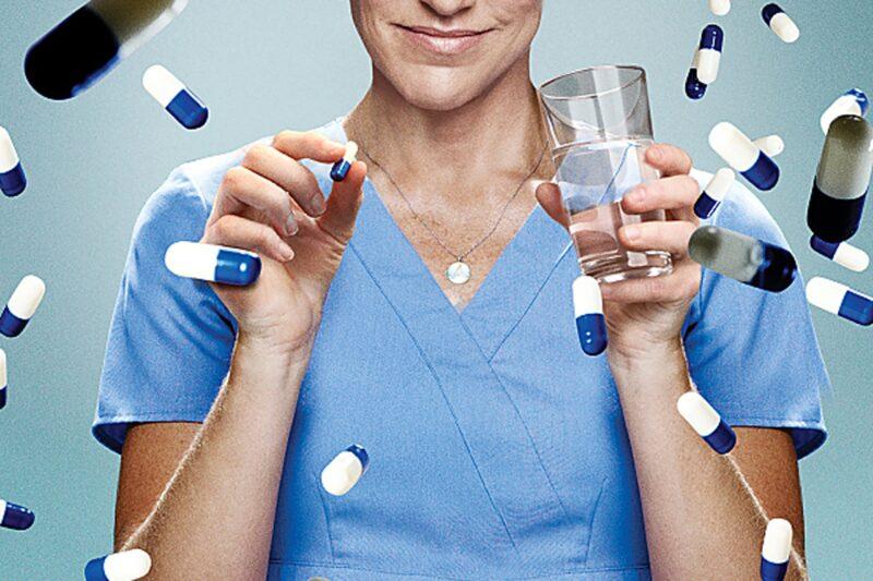 drug addictive doctor