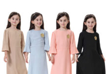 Abayas For Kids