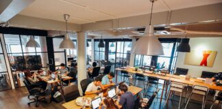 Coworking places