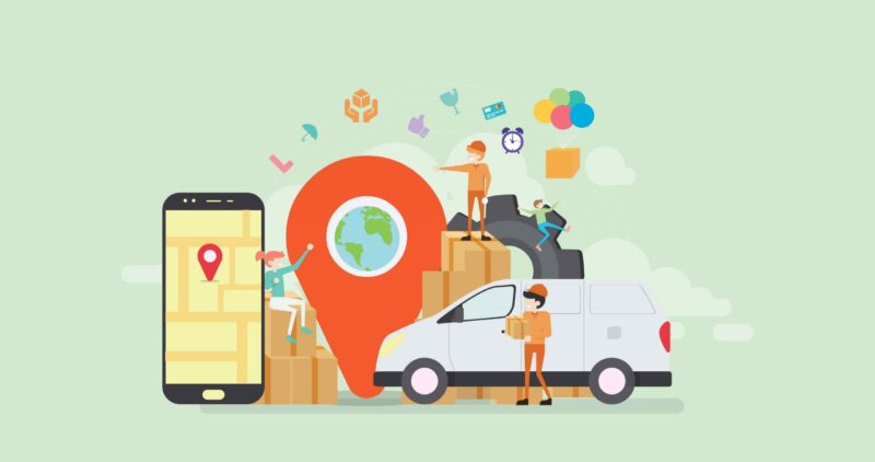 Hyperlocal Delivery Apps