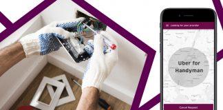 Uber For Handyman App