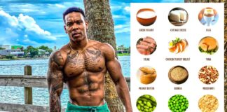 What To Eat When Building Your Body