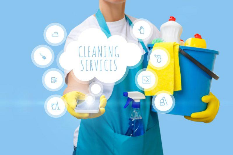 Start An On-Demand Handyman House Cleaning Service App
