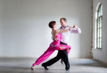 Five Major Reasons to Take Ballroom Dance Lessons