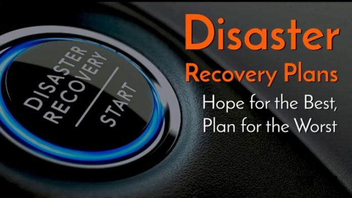 Importance Of A Disaster Recovery Plan