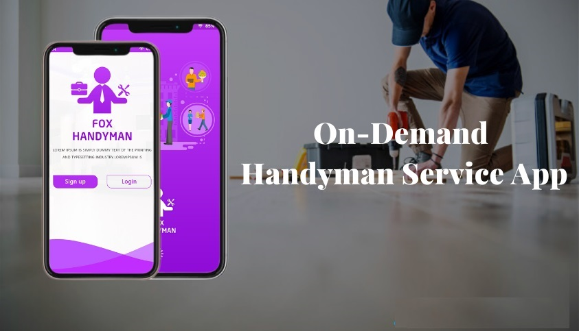 On-Demand Handyman Business