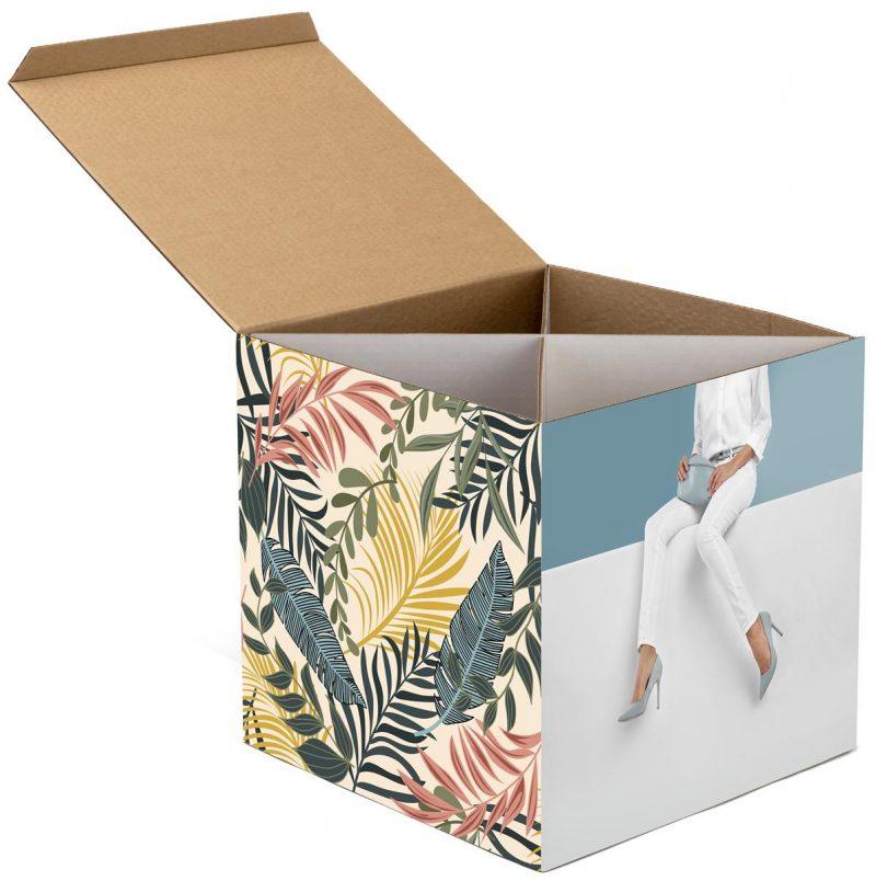 Printed Cardboard