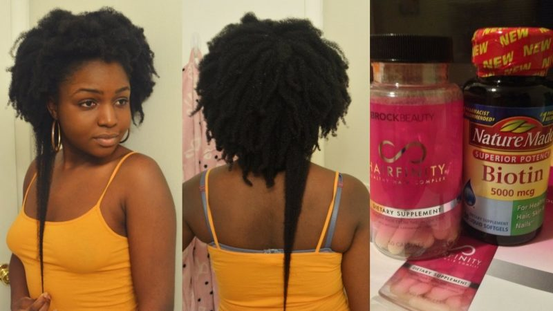 Biotin Capsule For Hair Growth