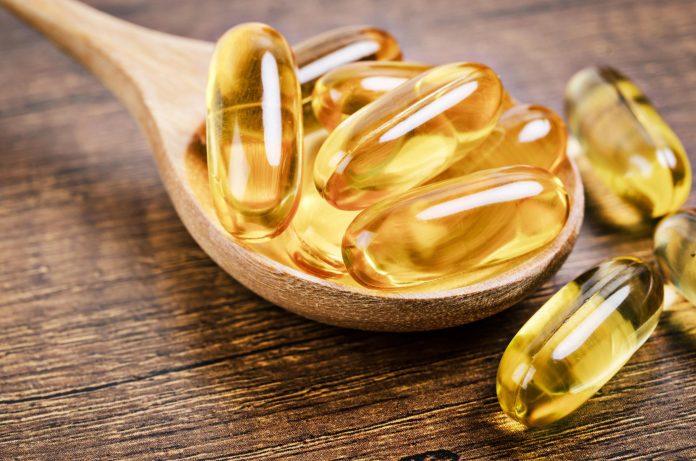 Fish oil triple strength